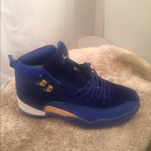 blue velvet jordan 12 Sale,up to 60